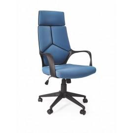 Fotel Obrotowy Voyager (niebieski)- Halmar