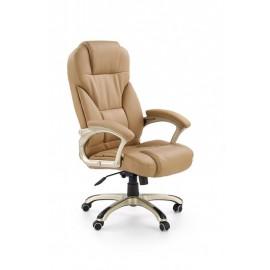 Fotel Obrotowy Desmond (beżowy)- Halmar