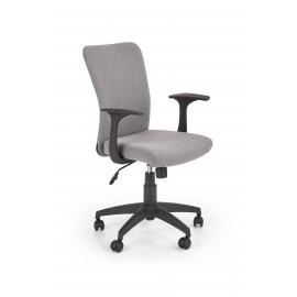 Fotel Obrotowy Nody (popielaty)- Halmar