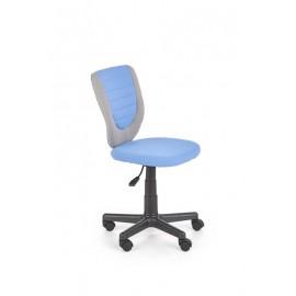 Fotel Obrotowy Toby (niebieski)- Halmar