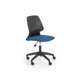 Fotel Obrotowy Gravity (niebieski)- Halmar