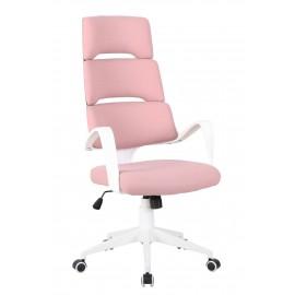 Fotel obrotowy CX-1228H (róż)- Furnitex