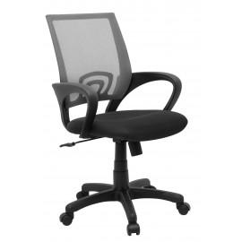 Fotel Obrotowy QZY-1121 (szary)- Furnitex