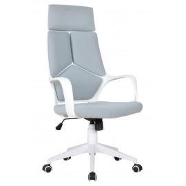 Fotel Obrotowy CX-0898H (szary)- Furnitex