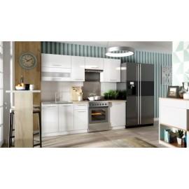 Zestaw kuchenny Tiffany T-35/2,40 kpl. biały połysk- Bogfran