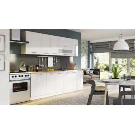 Zestaw kuchenny Tiffany T-35/2,60 kpl. biały połysk- Bogfran